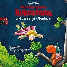 Der kleine Drache Kokosnuss und das Vampir-Abenteuer: Der kleine Drache Kokosnuss 13