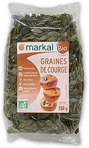 MARKAL GRAINES DE COURGE Bio 250G