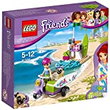 Enlarge toy image: LEGO 41306 Mias Beach Scooter Building Toy -  preschool activity for young kids