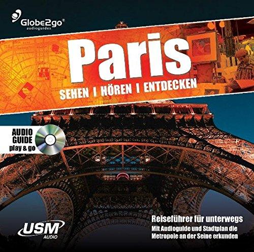 Preisvergleich Produktbild sehen - hören - entdecken: Paris (Audio-CD)