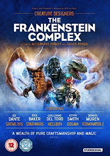 Creature Designers - The Frankenstein Complex [DVD] UK-Import, Sprache-Englisch