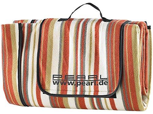 PEARL - MANTA PARA PICNIC (ENROLLABLE  200 X 175 CM)
