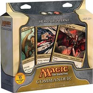 Magic - Commander - Deck Enfer Céleste