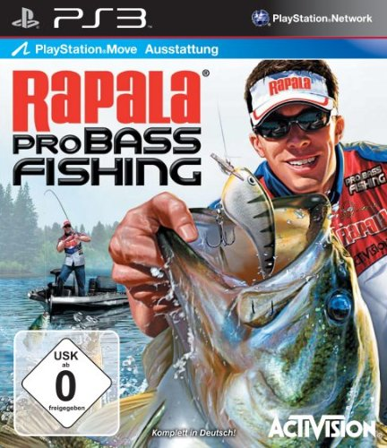 Rapala Pro Bass Fishing 2010 - [PlayStation 3]
