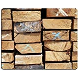 liili Mouse Pad de goma natural mousepad imagen ID: 21005991Pila de madera troncos como antecedentes