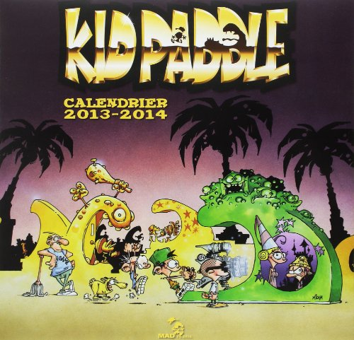 Kid Paddle Calendrier Scolaire 2013-2014