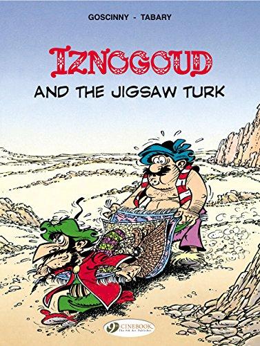 Iznogoud Vol. 11 : Iznogoud and the Jigsaw Turk par Rene Goscinny, Tabary