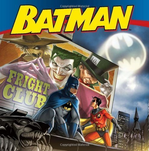 Batman Classic: Fright Club by Sazaklis, John, Roberts, Jeremy (2012) Paperback