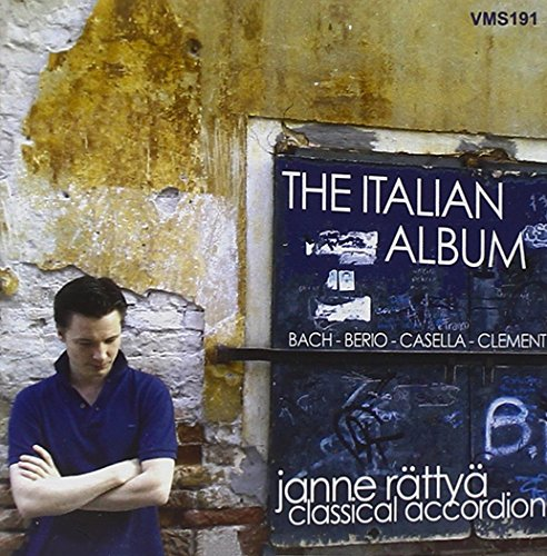 The Italian Album-Musik für Akkordeon