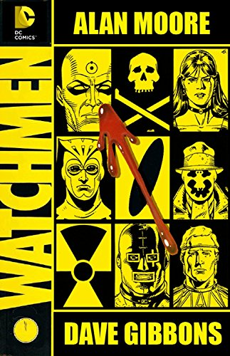 Watchmen: The Deluxe Edition HC por Alan Moore