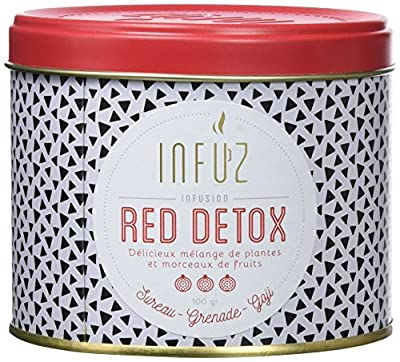 Infuz Red Détox Infusion 100 g