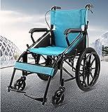 T-Rollstühle Beweglicher Rollstuhl, faltender Rollstuhl, älterer Freizeit-Roller
