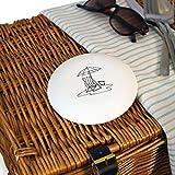 Mini Beach Chair Flying Disc (FD00019301)