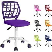 Beltom Sedia ergonomica da scrivania cameretta Computer casa Studio Ufficio Studenti Adolescenti, Ideale per Bambini…