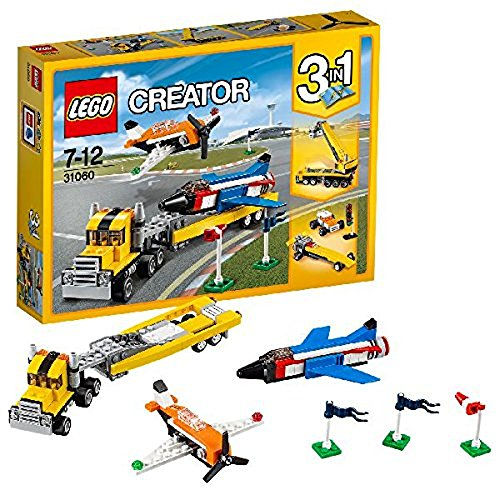 LEGO 31060 Creator Airshow Aces