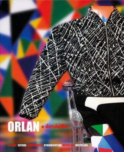 ORLAN + Davidelfin: Suture, Hibidisation, Recycling par Orlan