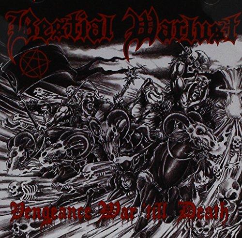 Bestial Warlust: Vengeance war 'till death (Audio CD)