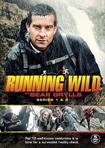 Bear Grylls Running Wild: Seasons One & Two [DVD] [UK Import]