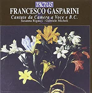Gasparini: Cantatas