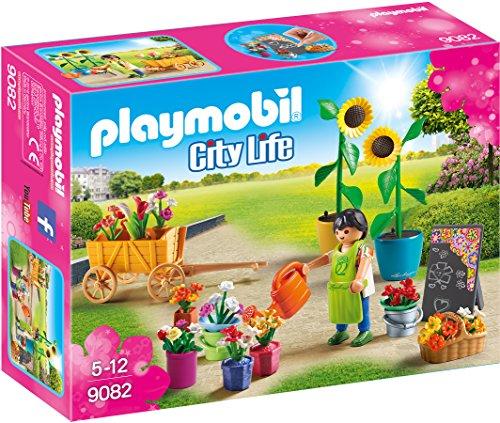 Playmobil Centro Comercial- Tienda de Flores 9082