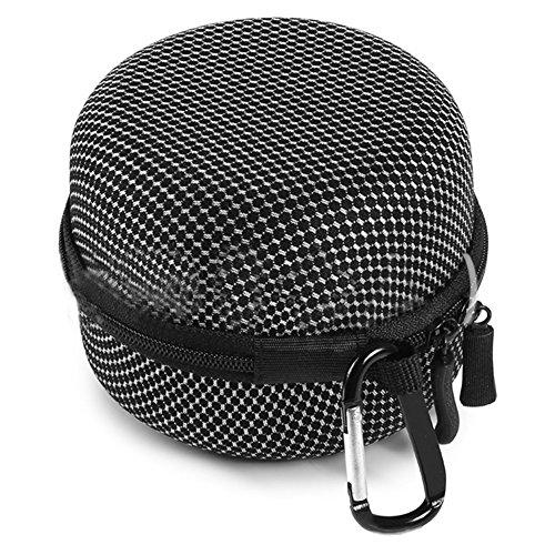 pinkcream tragbar, der Schutzhülle Hard Case Box Tasche für Amazon Echo Dot, Gridding, Einheitsgröße