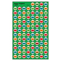 Trend Enterprises Inc T-46202 Happy Hoppers superSpots Stickers, 800 ct, Multi