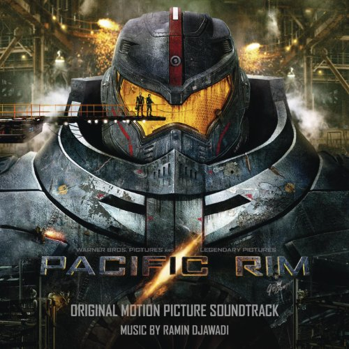 Pacific Rim Soundtrack from Warner Bros. Pictures and Legendary Pictures