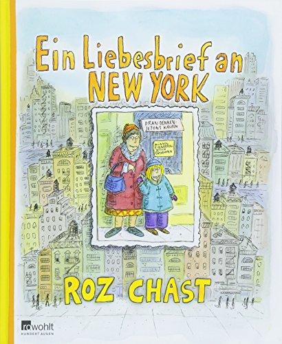 Buchseite und Rezensionen zu 'Ein Liebesbrief an New York' von Roz Chast