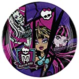 Amscan International 23 cm Monster High Teller