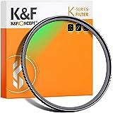K&F Concept 82MM Kameralins Sky UV-filter, Ultratunna, Optiskt Glas Från Japan, Multi-belagd