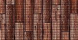 Bodenbelag Floor comfort Weichschaum Badematte Matte Riverside Parkett 130 breit Meterware