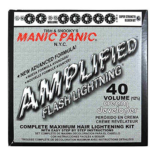 Kit de aclarado capilar de Manic Panic Amplified