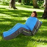 OUTAD Außen Winter Schlafsack Camping Wasserdicht Warming Einzel Schlafsäcke -