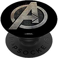 Marvel Avengers Infinity War Steel Symbol PopSockets Support et Grip pour Smartphones et Tablettes
