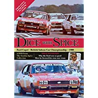 Dice with Spice Ford Capri DVD - 1980 British Saloon Car Championship