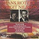 Richard Wagner: Arias & Scenes from Der Fliegende Holländer, Die Walküre - Franz Schubert : Selected Lieder