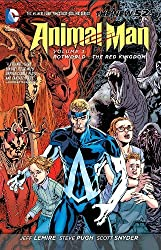 Animal Man Vol. 3: Rotworld: The Red Kingdom (The New 52) by Jeff Lemire (2013-09-10)