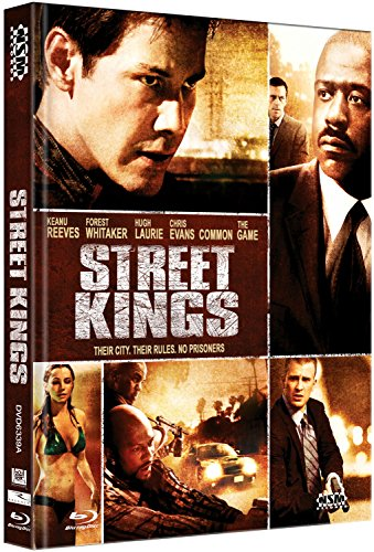 Street Kings - uncut (Blu-Ray+DVD) auf 222 limitiertes Mediabook Cover A [Director's Cut] [Limited Collector's Edition] [Limited Edition]