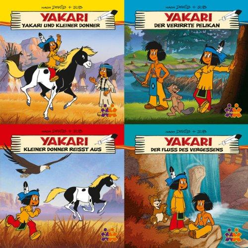 Mini-Bücher Yakari Bestseller-Mix 1
