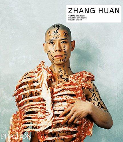 Zhang Huan par Robert Storr