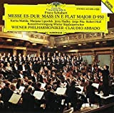 Schubert: Mass in E flat major D950 [DG 423 088 2 GH]