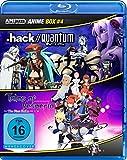 Anime Box - hack//Quantum & Tales of Vesperia - The First Strike [Blu-ray]