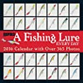 Fishing Lure Every Day 2016 Wall Calendar, A by Andrews McMeel Publishing Ltd
