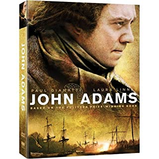 John Adams - The Complete HBO Series [DVD] [2009]
