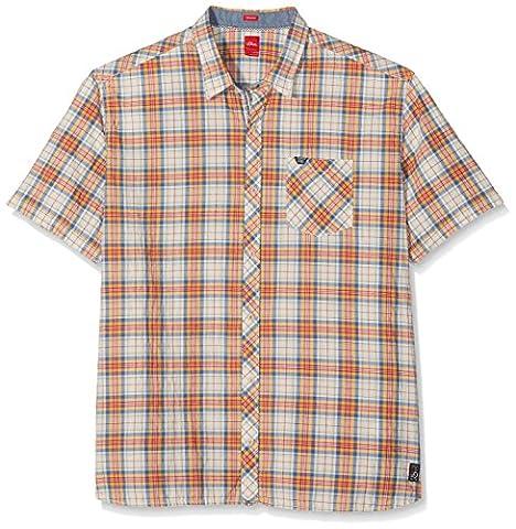 s.Oliver Big Size Herren T-Shirt 15705222102, Mehrfarbig (Nature 02N1), XXX-Large