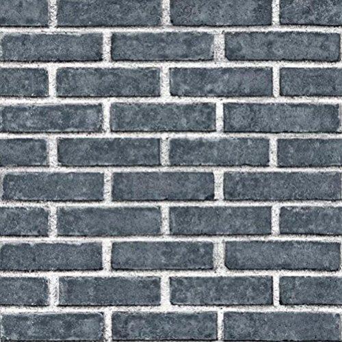 Alle Wie Moderne Faux Brick Stone Strukturierte Tapete tapetenherstellung Home Wohnzimmer Schlafzimmer Dekoration Küche 52,8x 1.000cm -
