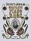 Scott Joplin  Complete Piano Rags (Dover Music for Piano)