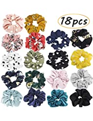 Professional Sale Alice Hair Bands With Printed Cat Hair Elastics Pony Bands Thick Bobbles Clothing, Shoes & Accessories Women's Accessories