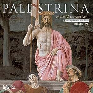 Palestrina: Missa Ad Coenam Agni [The Brabant Ensemble, Stephen Rice] [Hyperion: CDA67978]