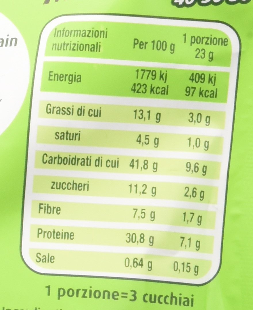 Enervit Enerzona Muesli Dark Chocolate 40-30-30 230 G 2 spesavip